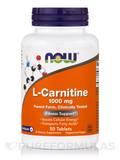 L-Carnitine 1000 mg 50 Tablets