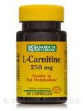 L-Carnitine 250 mg - 30 Capsules