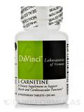 L-Carnitine 250 mg 60 Vegetarian Capsules