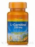 L-Carnitine 250 mg 30 Capsules