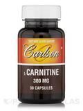 L-Carnitine 300 mg 30 Capsules