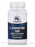 L-Carnitine 500 60 Capsules