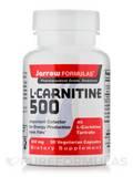 L-Carnitine 500 mg 50 Vegetarian Capsules