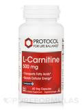 L-Carnitine 500 mg - 60 Capsules