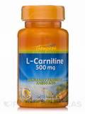 L-Carnitine 500 mg 30 Capsules