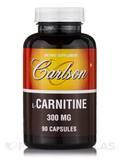 L-Carnitine 300 mg - 90 Capsules