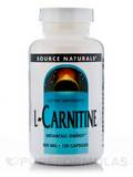 L-Carnitine Caps 500 mg - 120 Capsules