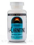 L-Carnitine Caps 500 mg120 Capsules