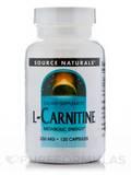L-Carnitine Fumerate 250 mg - 120 Capsules