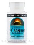 L-Carnitine Fumerate 250 mg - 60 Capsules