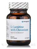 L-Carnitine with Chromium - 30 Tablets