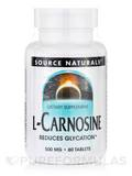 L-Carnosine 500 mg - 60 Tablets
