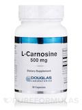 L-Carnosine 500 mg 30 Capsules