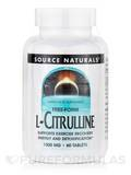 L-Citrulline 1000 mg - 60 Tablets