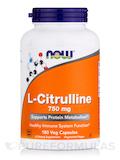 L-Citrulline 750 mg 180 Capsules