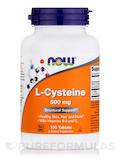 L-Cysteine 500 mg - 100 Tablets
