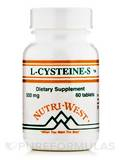 L-Cysteine-S 500 mg - 60 Tablets