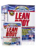 LEAN BODY Carb Watchers MRP Vanilla Ice Cream - 20 Packets (2.29 oz / 65 Grams Each)