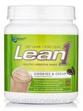 Lean1 Shake Cookies N Cream - 1.3 lbs (600 Grams)