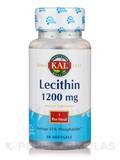 Lecithin 1200 mg - 50 Softgels