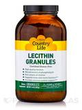 Lecithin Granules - 16 oz (453 Grams)