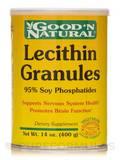Lecithin Granules (95% Soy Phosphatides) - 14 oz (400 Grams)