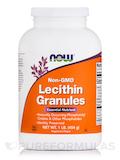 Lecithin Granules (Non-GMO) 1 Lb (454 Grams)