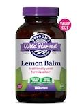 Lemon Balm - 180 Gelatin Capsules