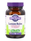 Lemon Balm - 90 Gelatin Capsules