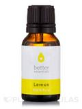 Lemon Essential Oil (Citrus limon) - 15 ml