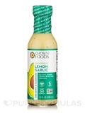 Lemon Garlic Avocado Oil Dressing & Marinade - 12 fl. oz (355)