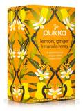 Lemon, Ginger & Manuka Honey Tea - 20 Sachets