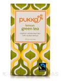 Lemon Green Tea 20 Sachets