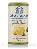 Lemon Poppy Seed Powder Cleanse 4 oz