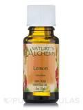 Lemon Pure Essential Oil - 0.5 oz (15 ml)