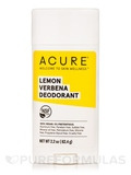 Lemon Verbena Deodorant - 2.2 oz (62.4 Grams)