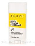 Lemon Verbena Deodorant - 2.2 oz (62.4 Grams)