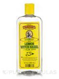 Lemon Witch Hazel Astringent with Aloe Vera - 12 fl. oz (355 ml)