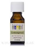 Lemongrass Essential Oil (Cymbopogon flexuosus) - 0.5 fl. oz