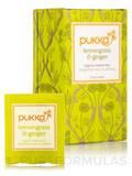 Lemongrass & Ginger Tea - 20 Sachets