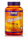 NOW® Sports - L-Glutamine 1500 mg - 180 Tablets
