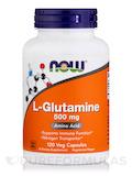 L-Glutamine 500 mg 120 Capsules