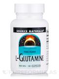 L-Glutamine 500 mg 50 Capsules