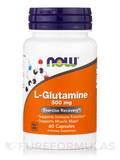 L-Glutamine 500 mg 60 Capsules