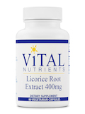Licorice Root Extract 400 mg - 90 Capsules