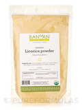 Licorice Powder, Organic - 1 Lb (454 Grams)