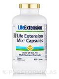Life Extension Mix - 490 Capsules