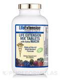 Life Extension Mix with Extra Niacin without Copper 315 Tablets