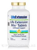 Life Extension Mix™ Tablets without Copper - 315 Count