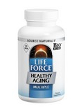 Life Force® Healthy Aging™ No Iron - 60 Tablets